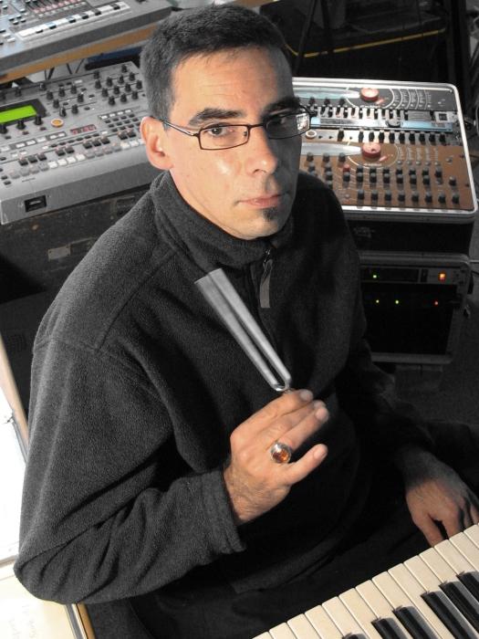 Barnim Schulze - Kosmischer Sphären-Musiker